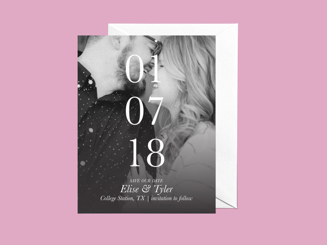 E & T Save the Date