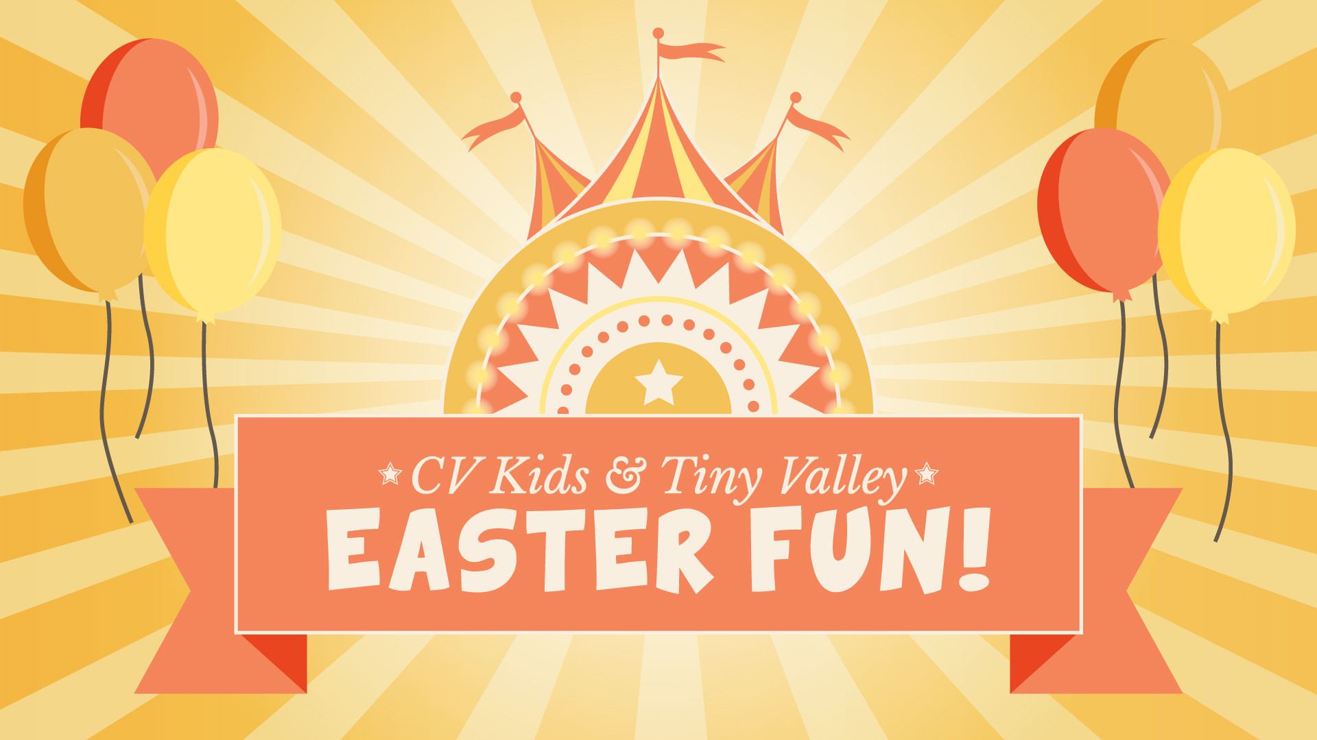 Cedar Valley Kids Easter