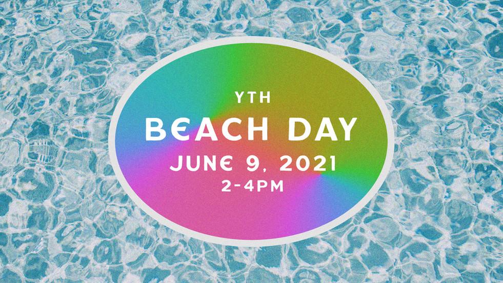 Yth Beach Day