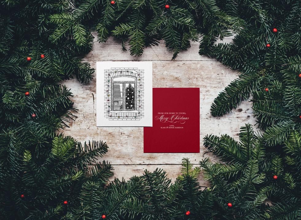 Harrison Family Christmas Card