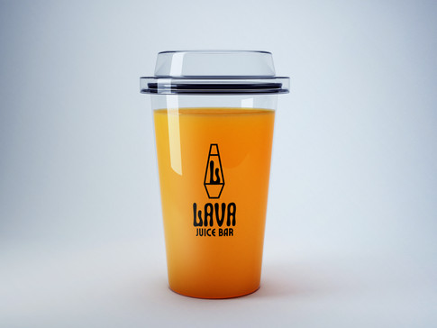 Fresh Juice Cup