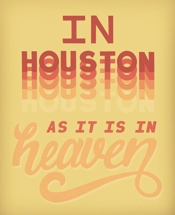 In Houston