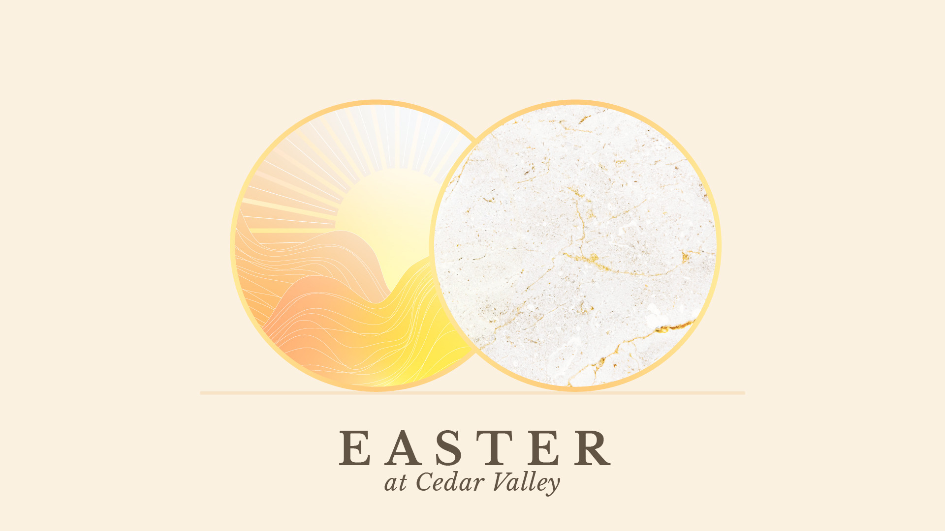 Easter at Cedar Valley