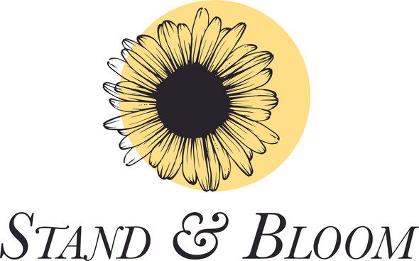 Stand & Bloom Logo