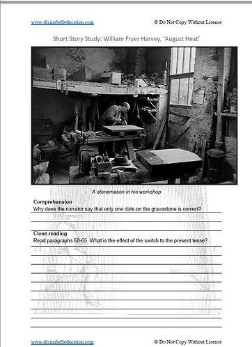 Short Story Study: William Fryer, 'August Heat'
