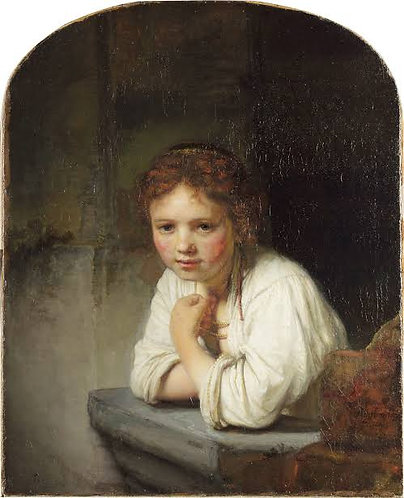 Close reading notes: Rosemary Dobson, 'Young Girl at a Window'