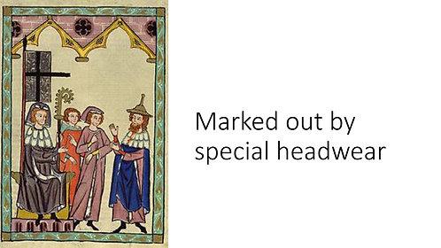 The Merchant of Venice Powerpoint: Representations of Jews