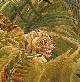 Close reading notes: Rosemary Dobson, 'The Tiger'