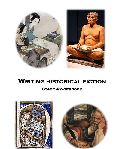Writing Historical Fiction Stage 4 Workbook