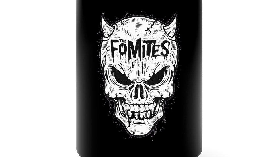 Fomites Black Mug 15oz