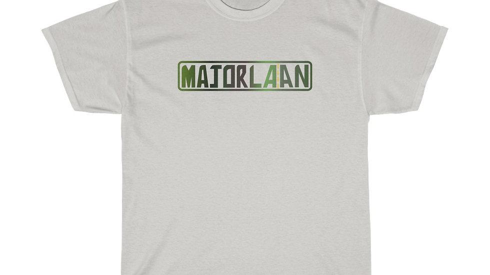 Majorlaan Green Unisex Heavy Cotton Tee