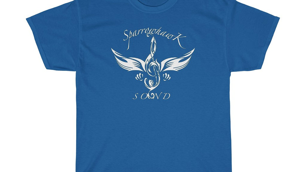 SparrowHawk Unisex Heavy Cotton Tee