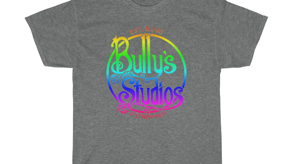 Bully's Pride Unisex Heavy Cotton Tee