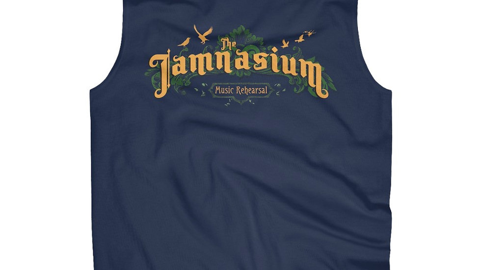 Jamnasium Men's Ultra Cotton Sleeveless Tank