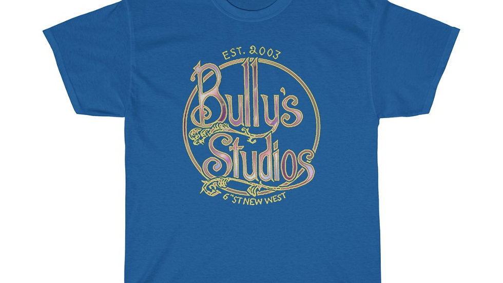 Bully's Neon Unisex Heavy Cotton Tee