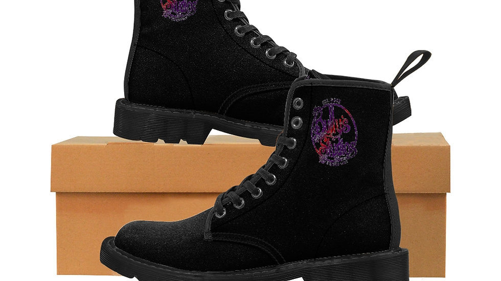 Bully's Men's Canvas Boots