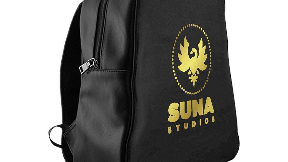 Suna Gold School Backpack