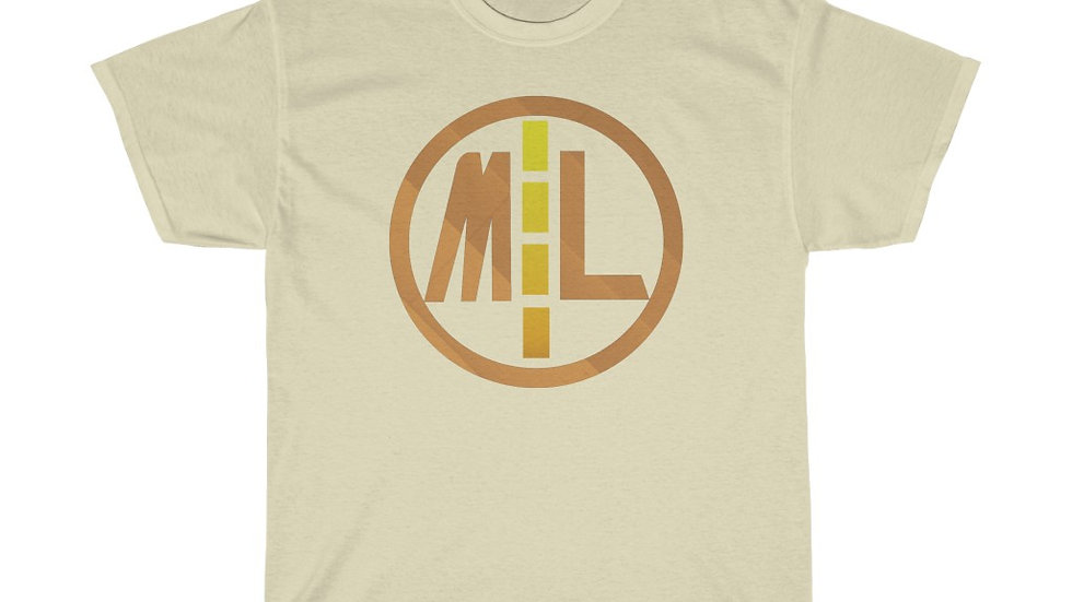 Majorlaan Wood  Unisex Heavy Cotton Tee