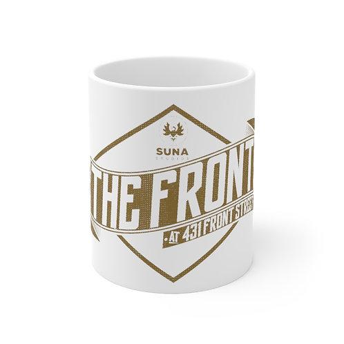 The Front Ceramic Mug 11oz