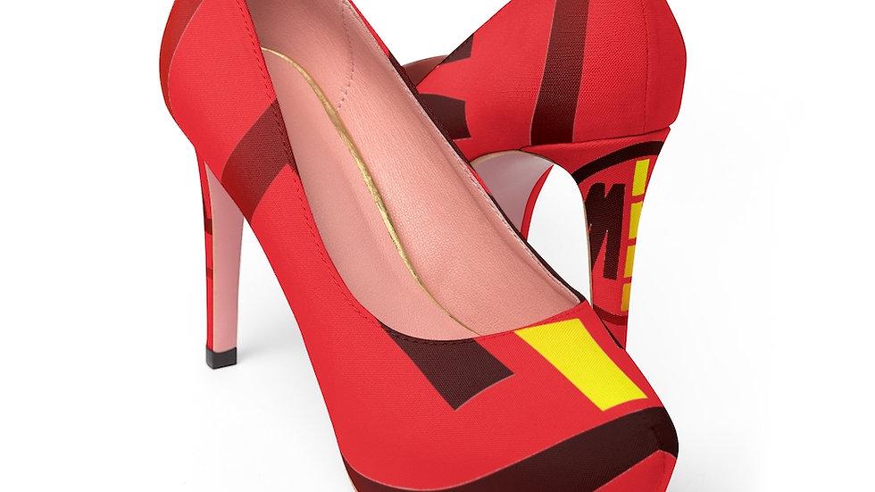 Majorlaan Women's Platform Heels