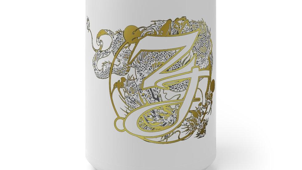 Zen Junkie Gold Color Changing Mug