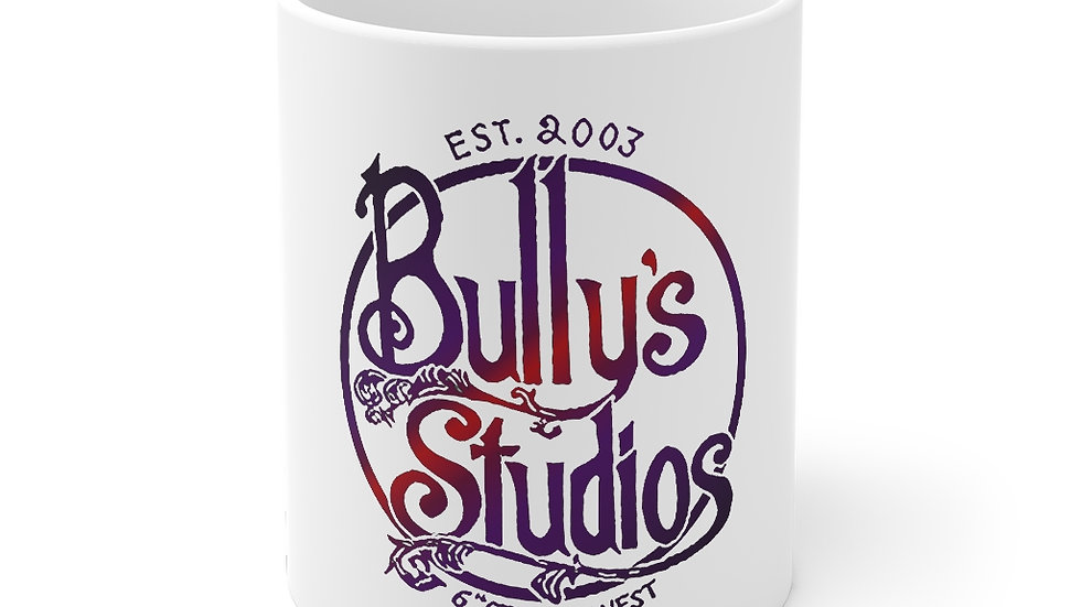 Bully's Fall Mug 11oz