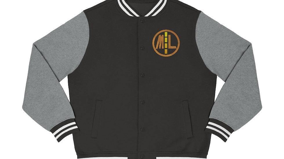 Majorlaan Men's Varsity Jacket