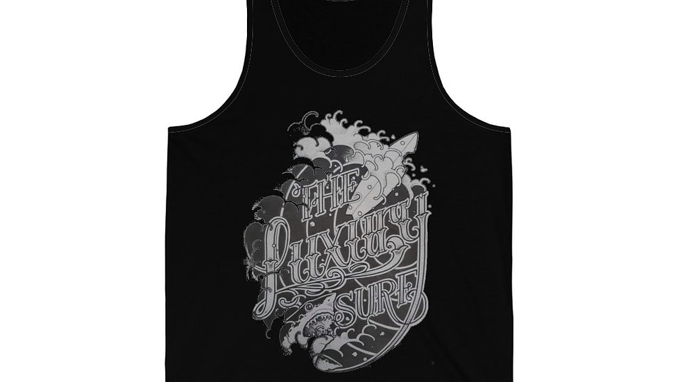 The Luxury Surf Unisex Jersey Tank