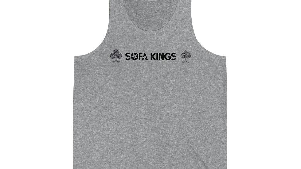 Sofa Kings Unisex Jersey Tank