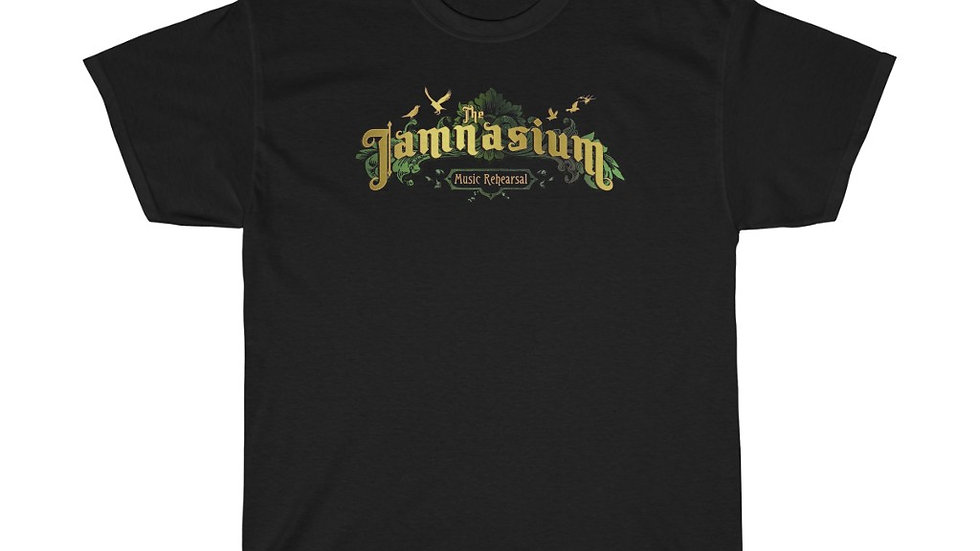 Jamnasium Unisex Heavy Cotton Tee