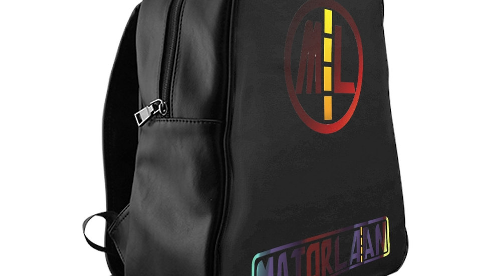 Majorlaan School Backpack