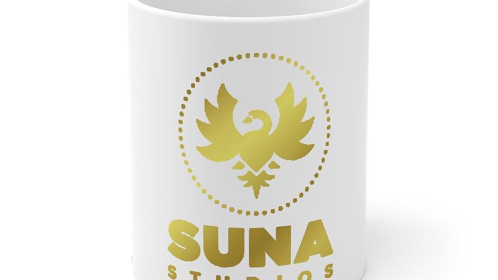 Suna Gold Mug 11oz