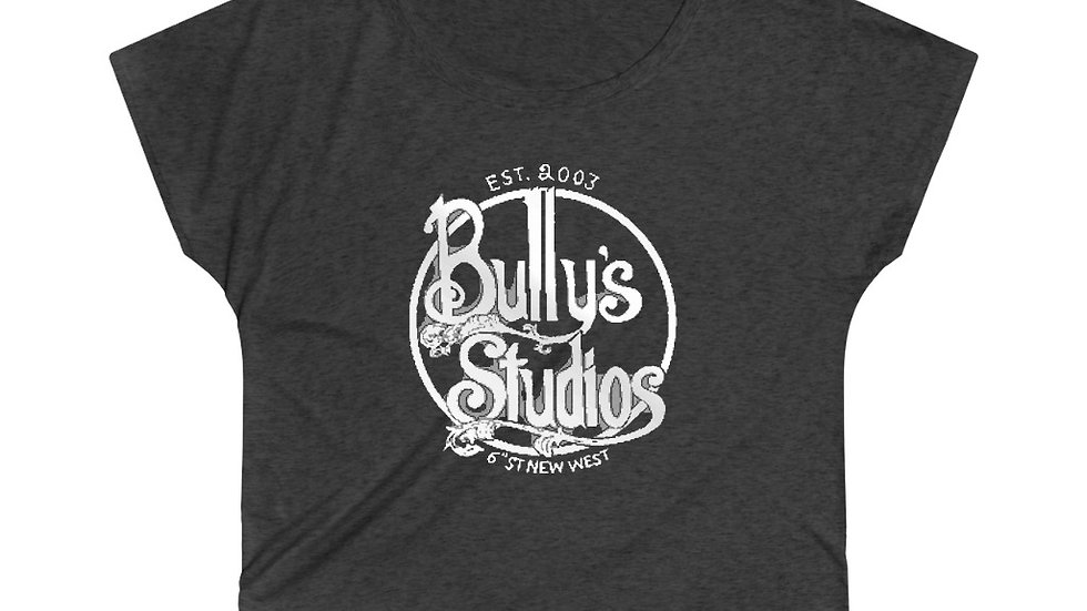 Bully's Women's Tri-Blend Dolman
