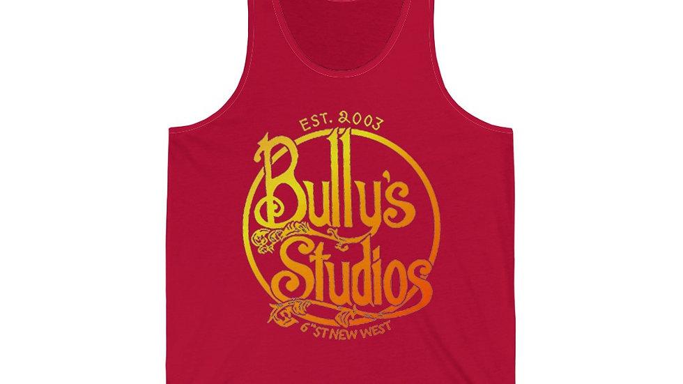 Bully's Summer Unisex Jersey Tank