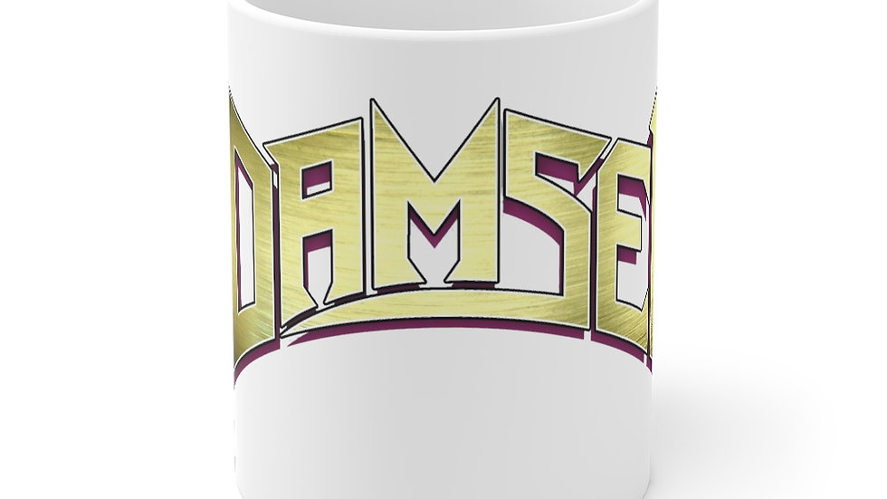 Damsel Mug 11oz