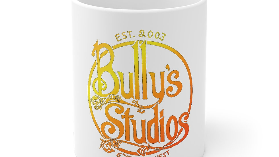 Bully's Summer Mug 11oz