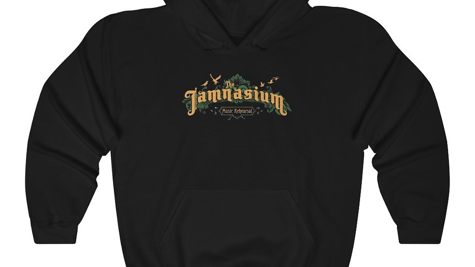 Jamnasium Unisex Heavy Blend™ Hooded Sweatshirt