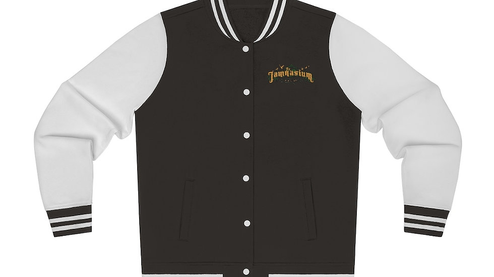 Jamnasium Women's Varsity Jacket