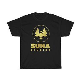Suna Gold Unisex Heavy Cotton Tee