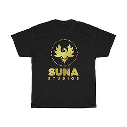 Suna Gold Unisex Heavy Cotton Tee