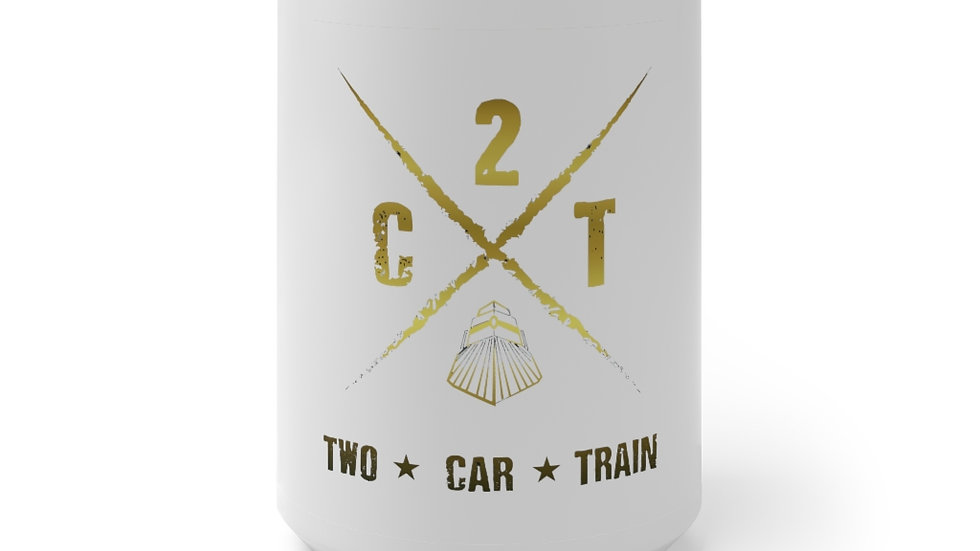 Two Car Train Color Changing Mug