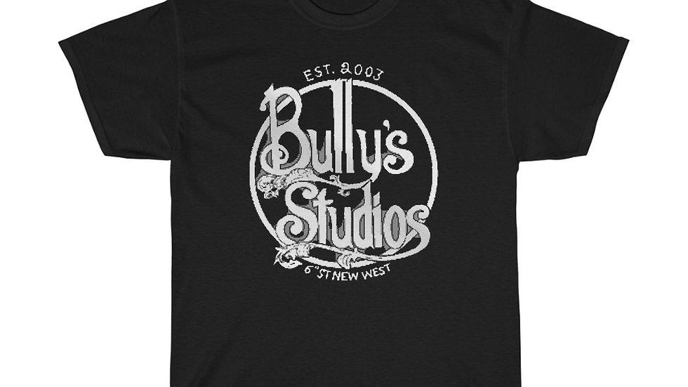 Bully's Unisex Heavy Cotton Tee