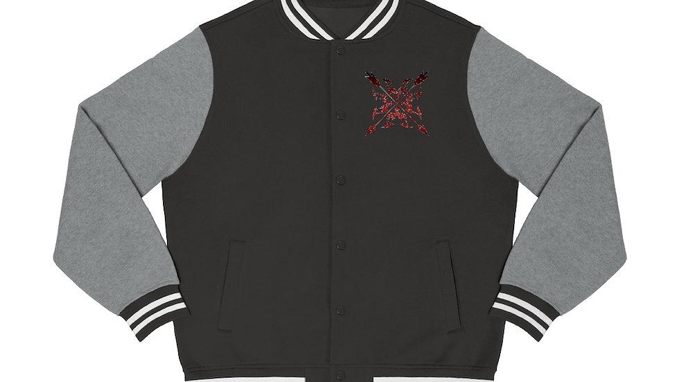 Thousand Arrows Men's Varsity Jacket
