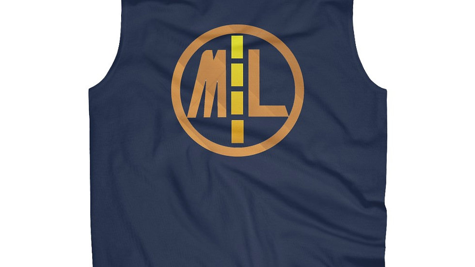 Majorlaan Men's Ultra Cotton Sleeveless Tank