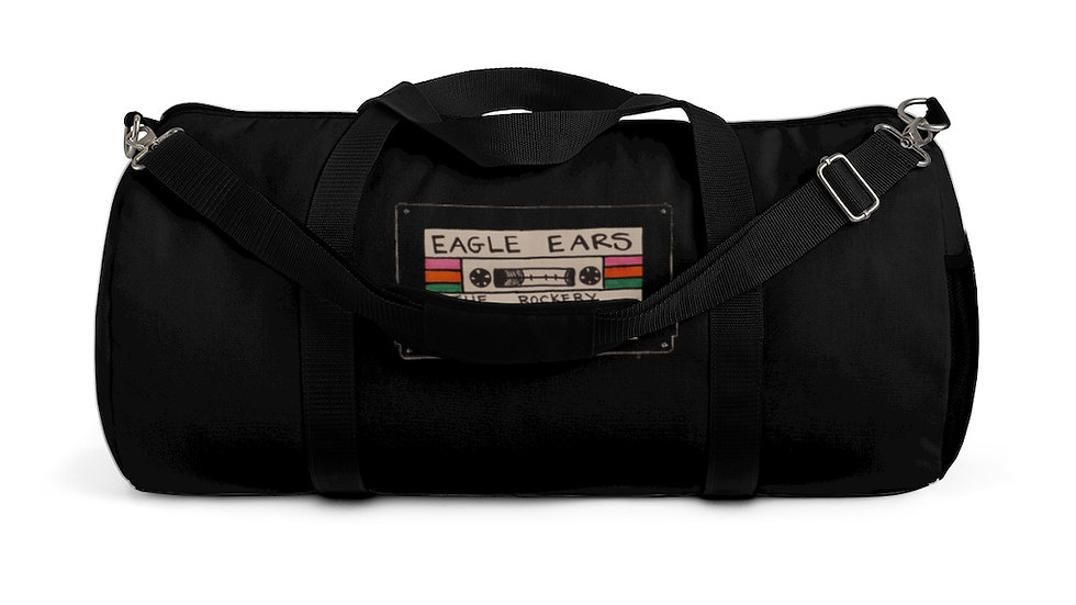 Eagle Ears Duffel Bag