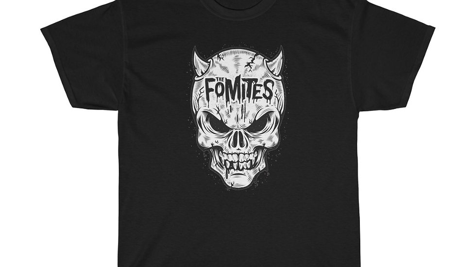 Fomites Unisex Heavy Cotton Tee