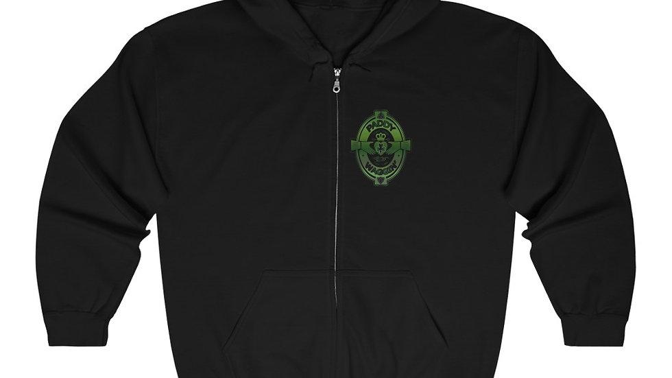 Paddywaggin Unisex Heavy Blend™ Full Zip Hooded Sweatshirt