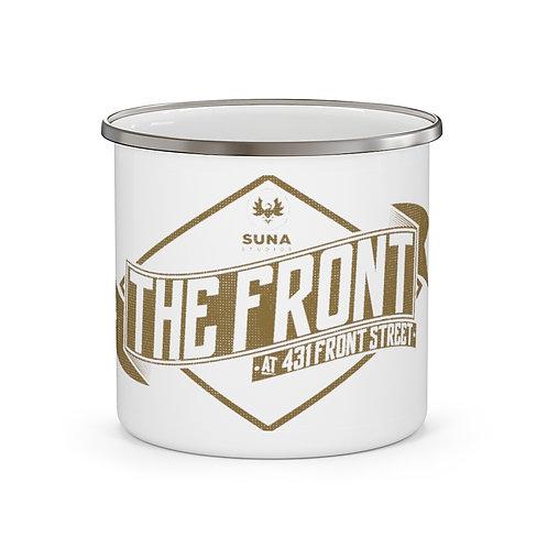 The Front Enamel Campfire Mug