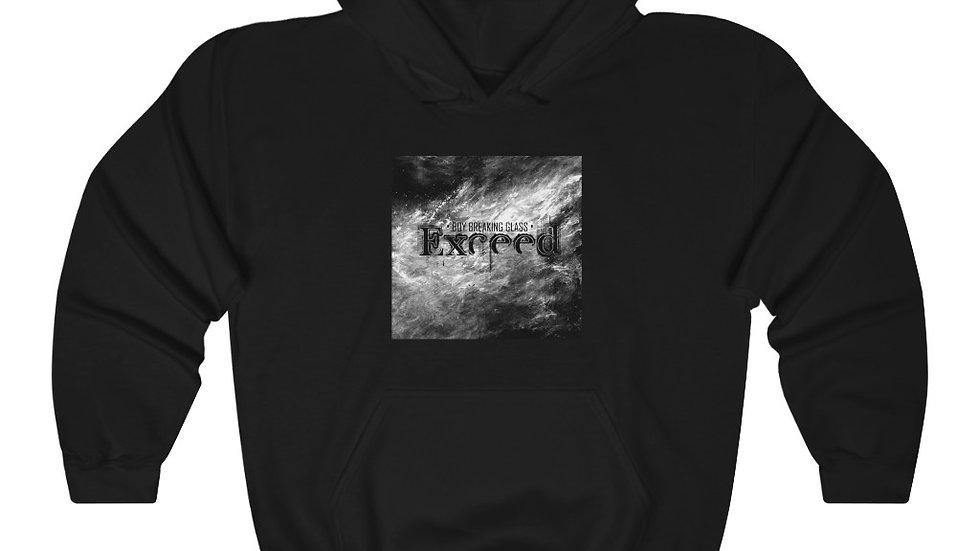 Broken Glass Unisex Heavy Blend™ Hooded Sweatshirt