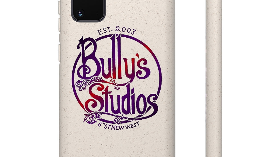 Bully's Fall Biodegradable Case